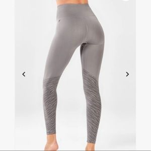 fabletics seamless high waisted legging